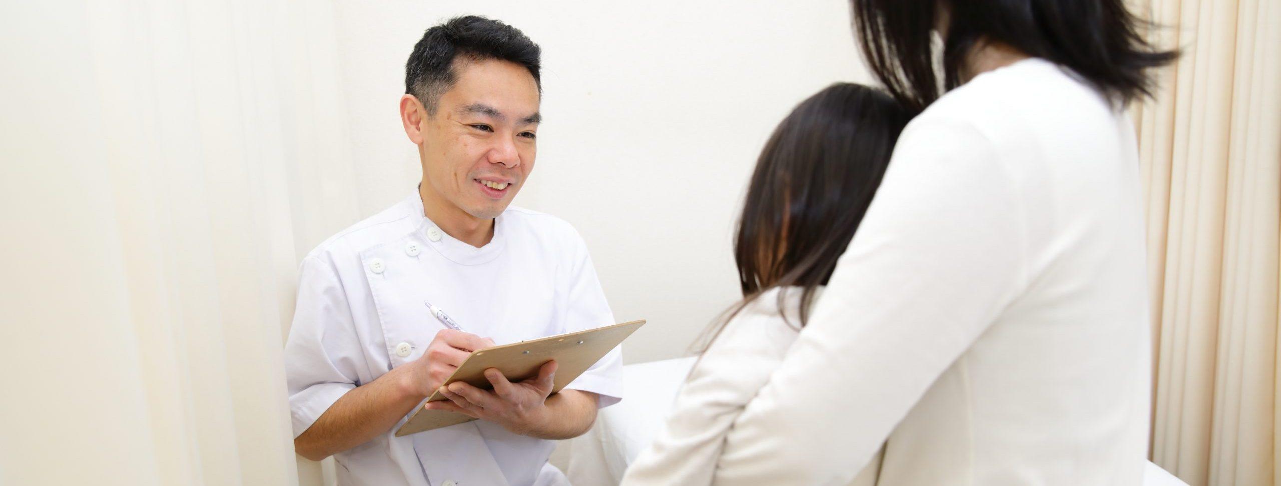戸田市で首・肩こりの症状改善は、まつなが接骨院
