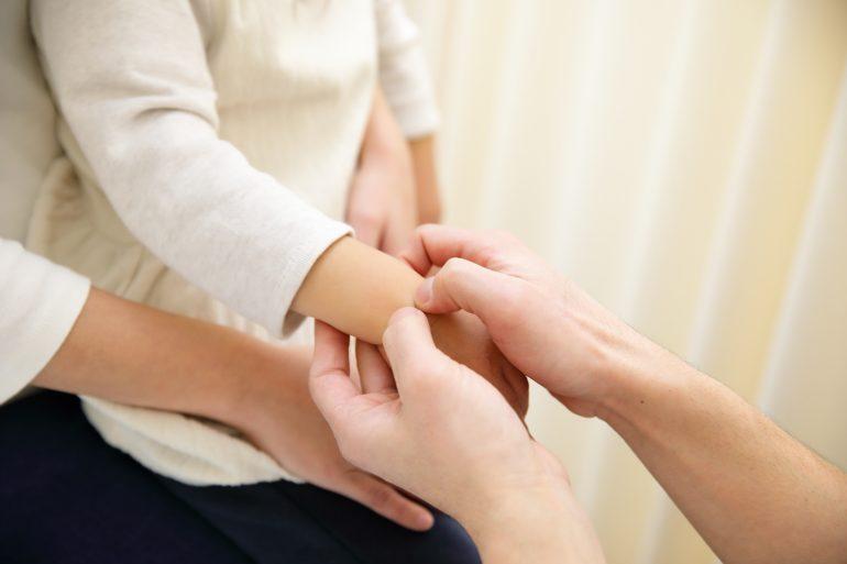 子供のケガ|戸田市まつなが接骨院(各種保険適用)