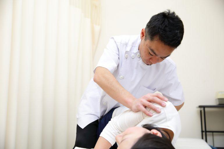 骨盤矯正|戸田市まつなが接骨院