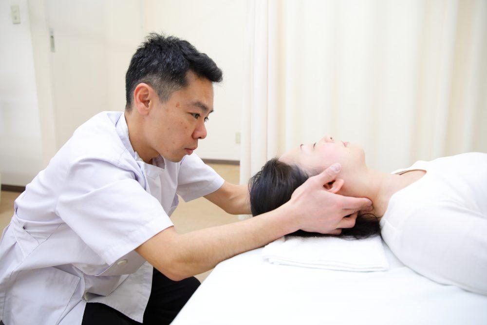 肩こり・首こりの治療|戸田市のまつなが接骨院