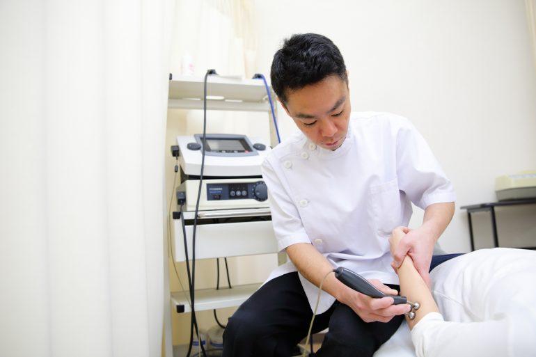 関節の痛み|戸田市まつなが接骨院
