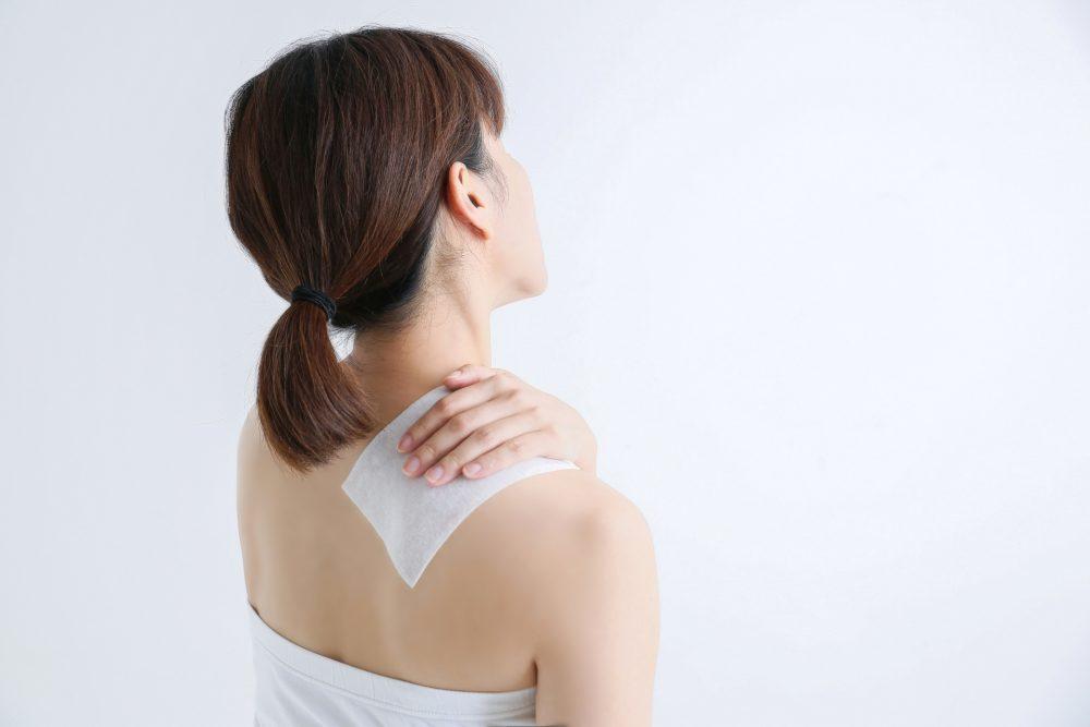 肩こり・肩の痛み|戸田市のまつなが接骨院